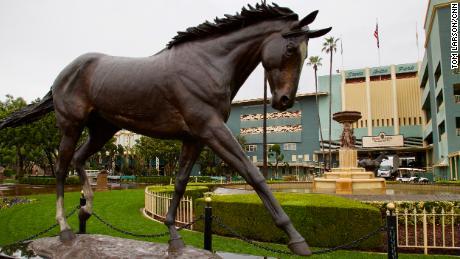 2 days after racing resumed, 23rd horse dies at Santa Anita Park