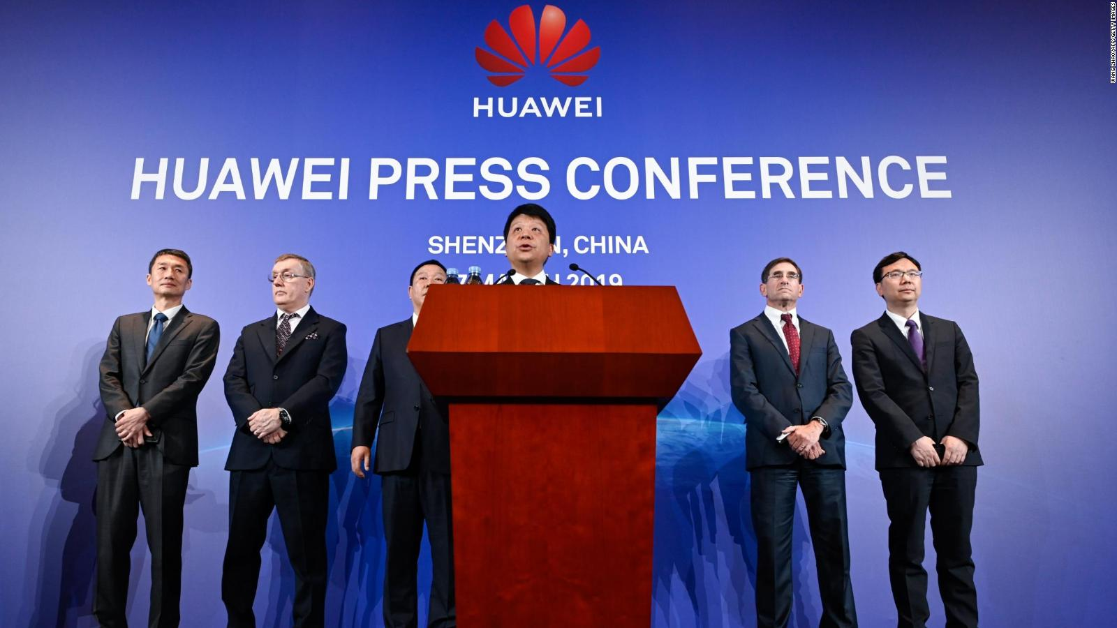 Huawei: US Congress acted as 'judge, juror and executioner' with ban on our products