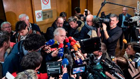 Yves Sauvayre, Barbarin's lawyer, told reporters that they will appeal the verdict.