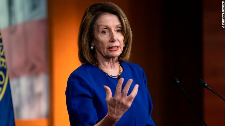 Pelosi: Dems shouldn't impeach Trump 'for a political reason'