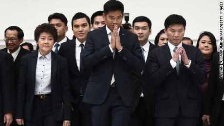 Thai party that nominated a princess for PM has been dissolved
