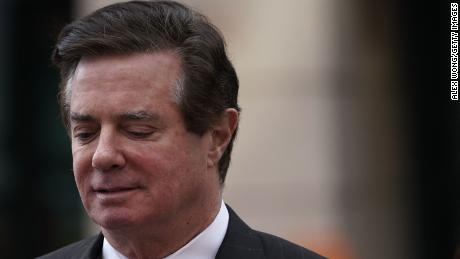 Former Trump campaign manager Paul Manafort heard he faced new criminal charges for fraud after he was sentenced for admitting to similar violations.