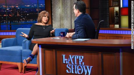 Here's what Gayle King was thinking during the R. Kelly interview
