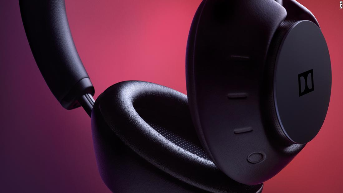 Dolby's Dimension headphones feel like a cloud and sound like a home theater