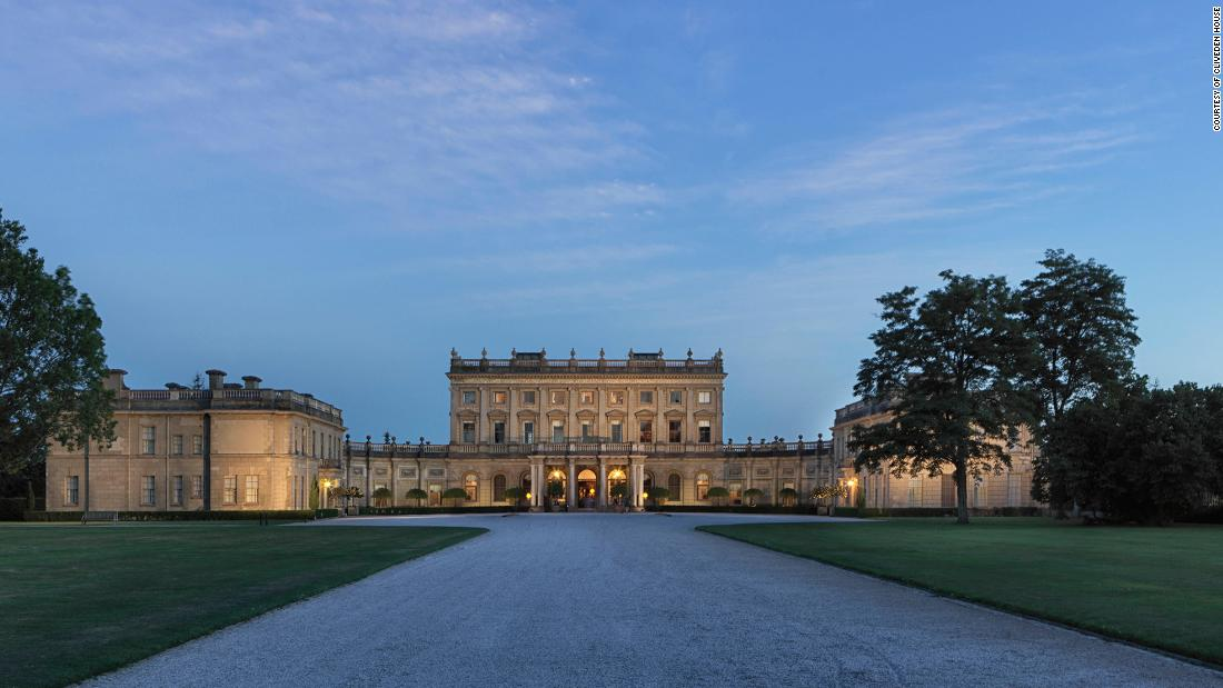 Cliveden House will change your mind about airport hotels