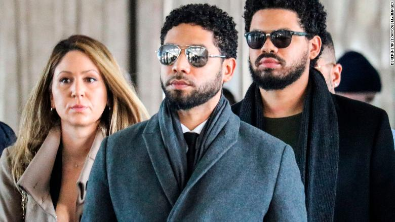 Case dropped against U.S. actor Jussie Smollett accused of hate attack hoax