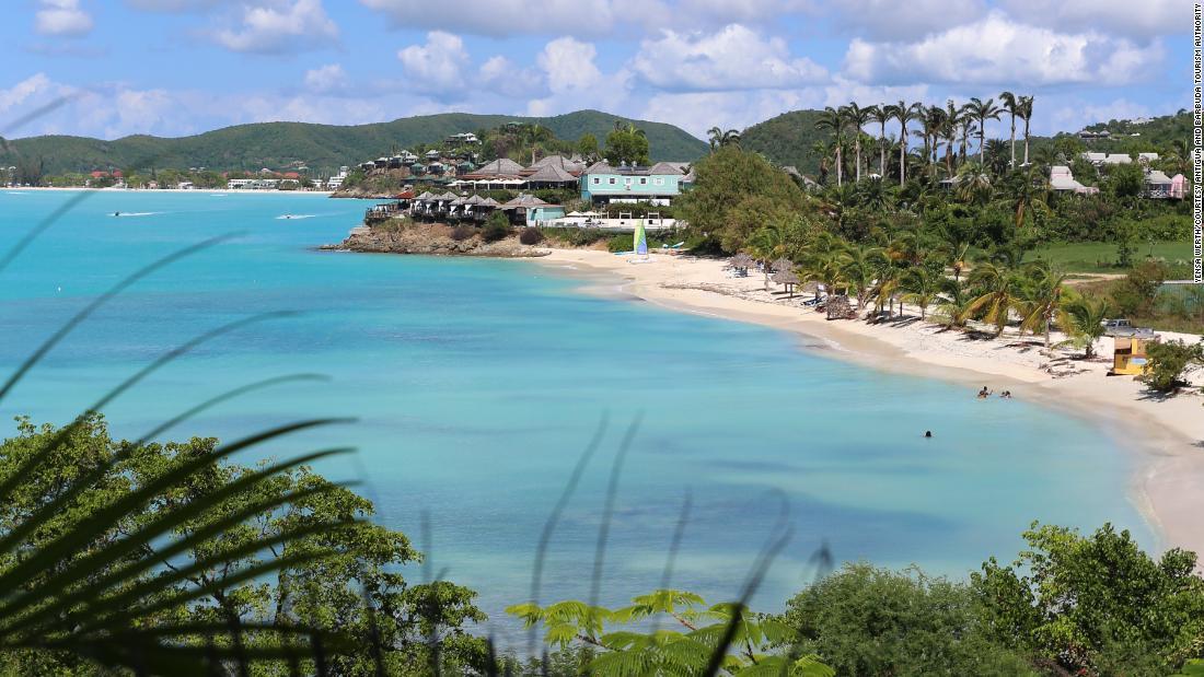 Exploring Antigua