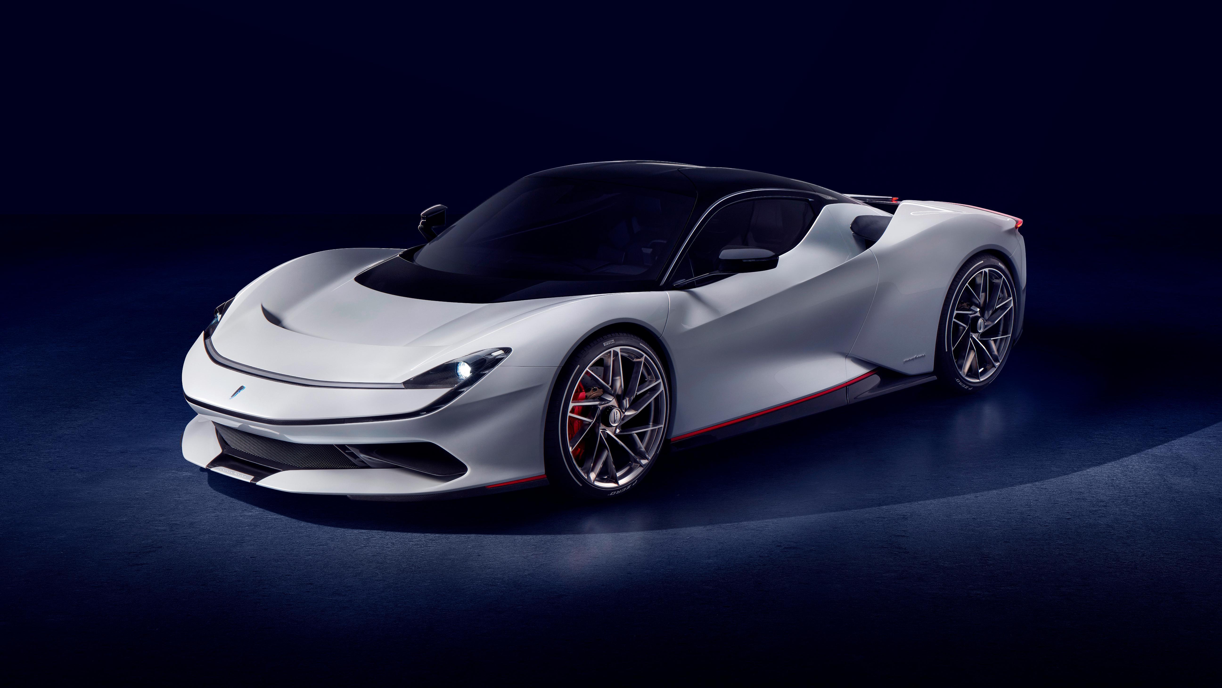Pininfarina battista 2 million all electric supercar cnn
