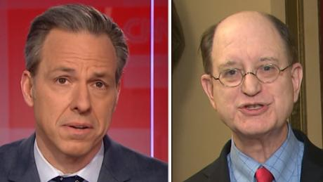 Tapper and Rep. Sherman split