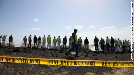 Automatic anti-stall system activated before Ethiopian Airlines crash: report