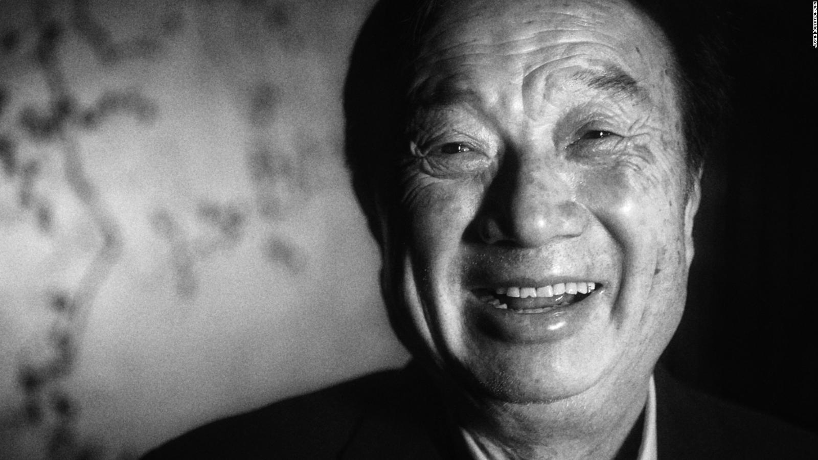 Who is Huawei founder Ren Zhengfei?