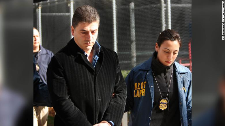 Ocean County Arrest In Gambino Crime Family Murder