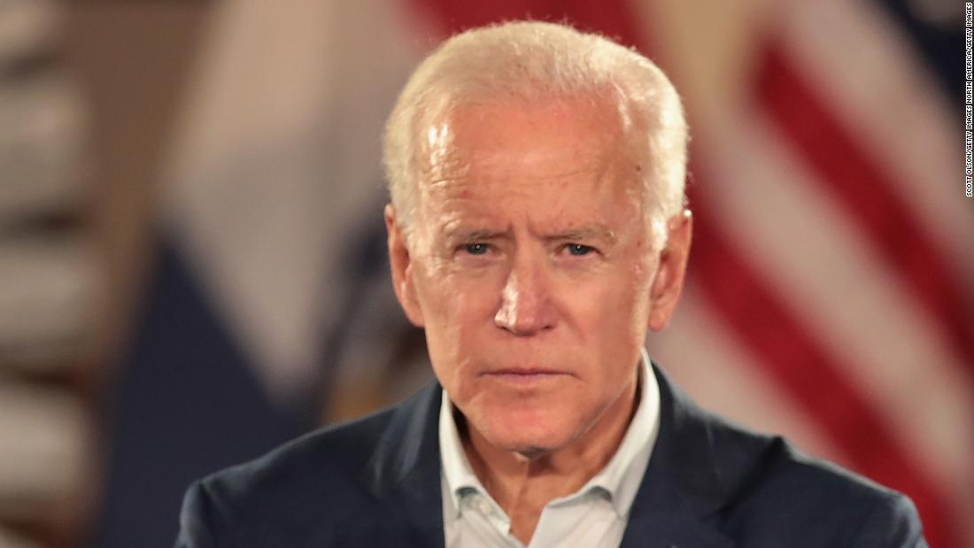 If Joe Biden runs, he should commit to just one term (opinion) - CNN