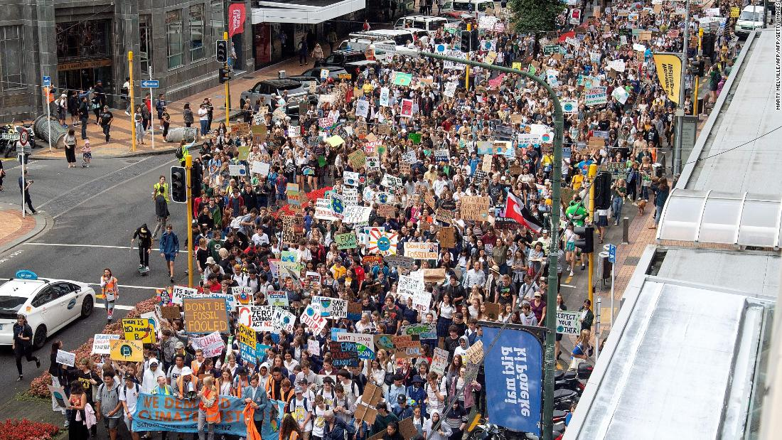 Climate Strike March 15 Twitter: Flipboard: School Climate Strikes: Why Kids Around The