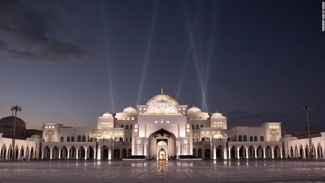 Abu Dhabi Presidential Palace opens its doors to visitors for first time