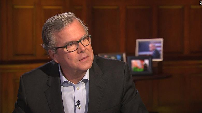 Jeb Bush: We Need 2020 GOP Challenger
