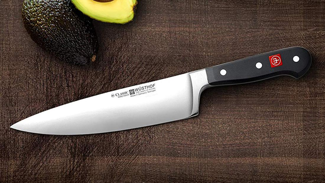 The best kitchen knives for aspiring home chefs
