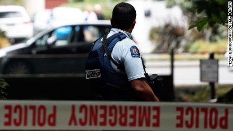 Suspect in New Zealand mass shooting charged with murder