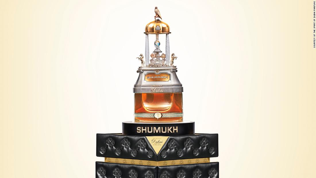 $1.3M perfume enters race for world's most expensive fragrance