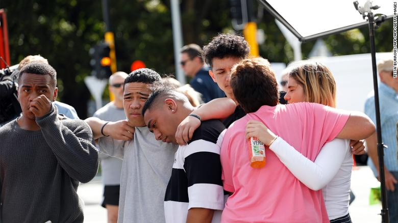 Christchurch terror attack: About 200 mourners attend first burials