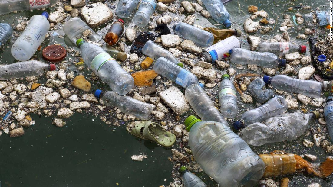 The amount of plastic in the ocean is a lot worse than we thought, study says - CNN