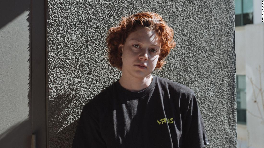 Model Nathan Westling Comes Out As Transgender Cnn Style