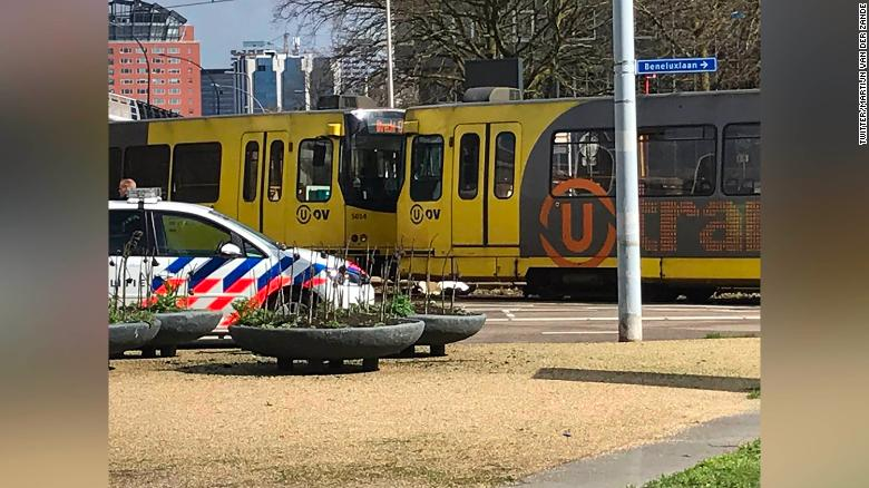 Multiple people hurt in Dutch shooting incident