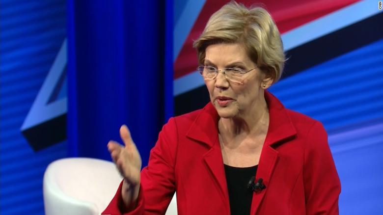 Elizabeth Warren wants to abolish the Electoral College