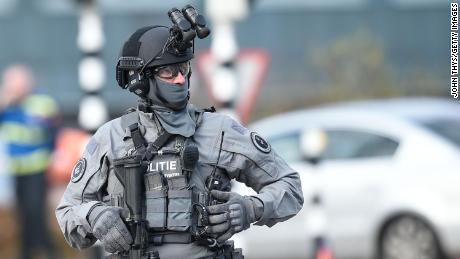 Utrecht gunman left letter in getaway vehicle  signalling possible terrorism motive