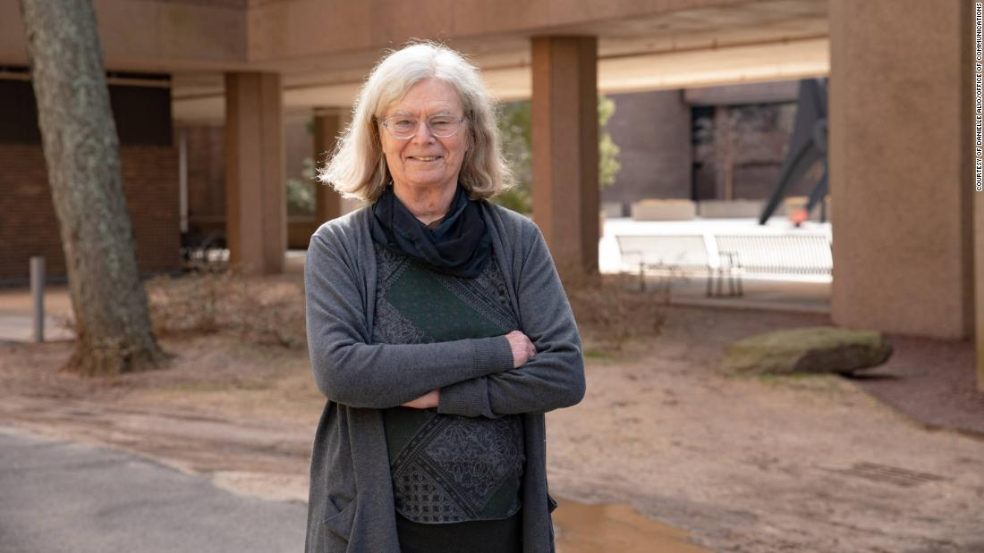 Karen Uhlenbeck is the first woman to receive the Abel Prize - CNN