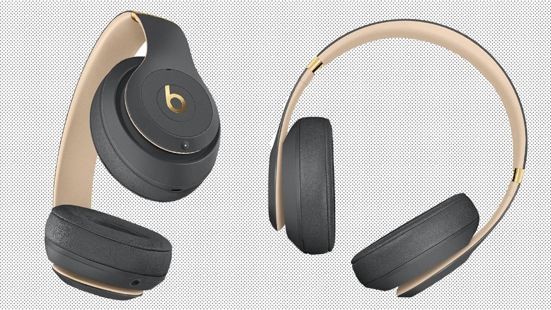 Beats Studio3 headphones deliver well-balanced sound in a very comfortable form