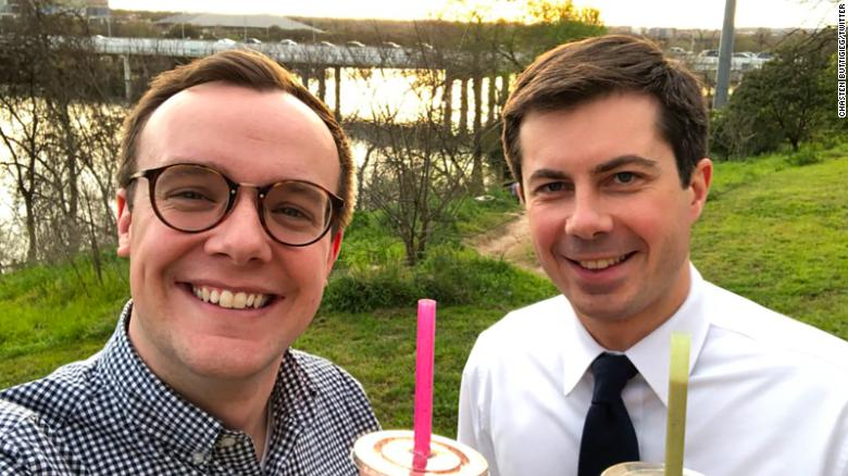 Buttigieg takes swipe at Trump, Pence
