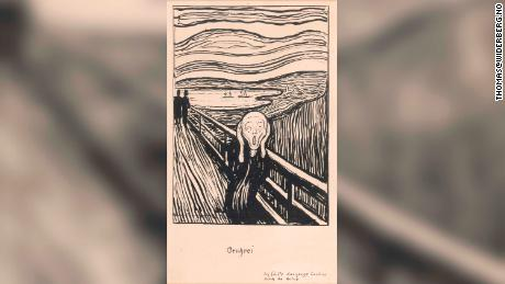 Everything you thought about 'The Scream' is wrong