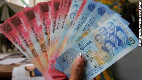 Google regrets a minor problem. who sent the Ghanaian currency in free fall