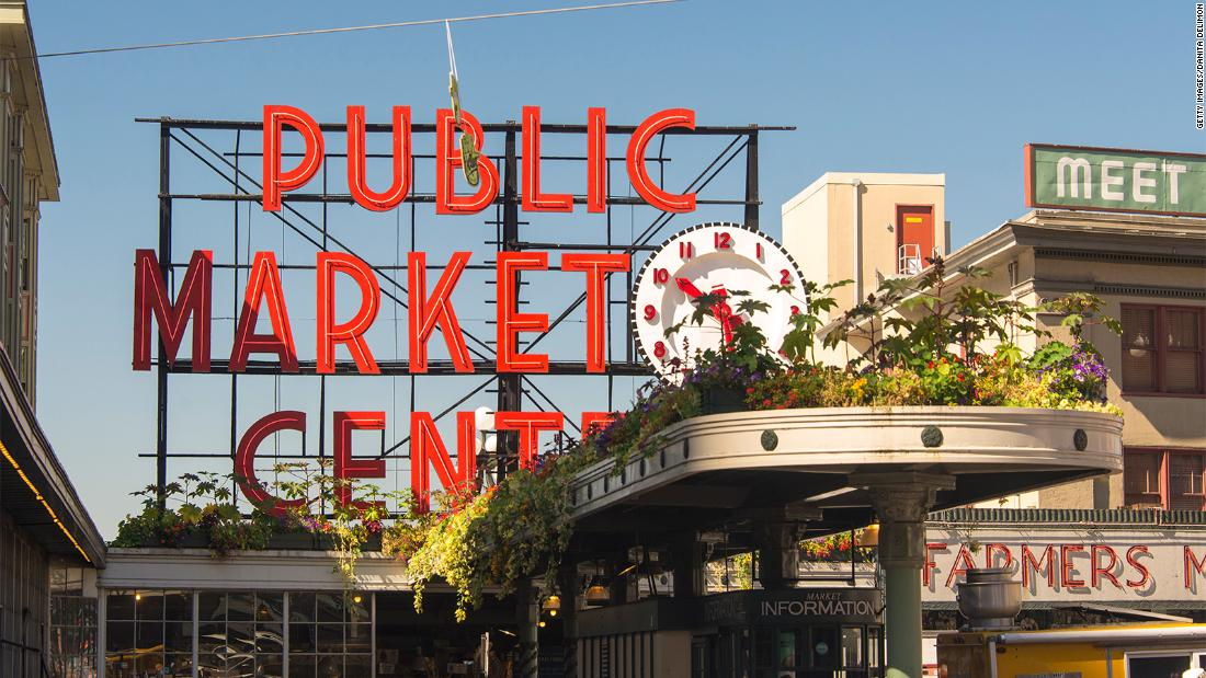 Pike Place Market in Seattle: What to see and do