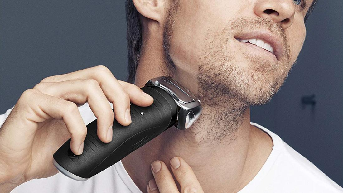This smart electric shaver adapts to your beard for a close, comfortable shave