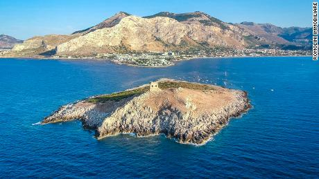 Buy your own Italian paradise island from $1.1 million