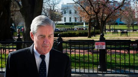 The Mueller report is more than 300 pages long. We've seen 101 words