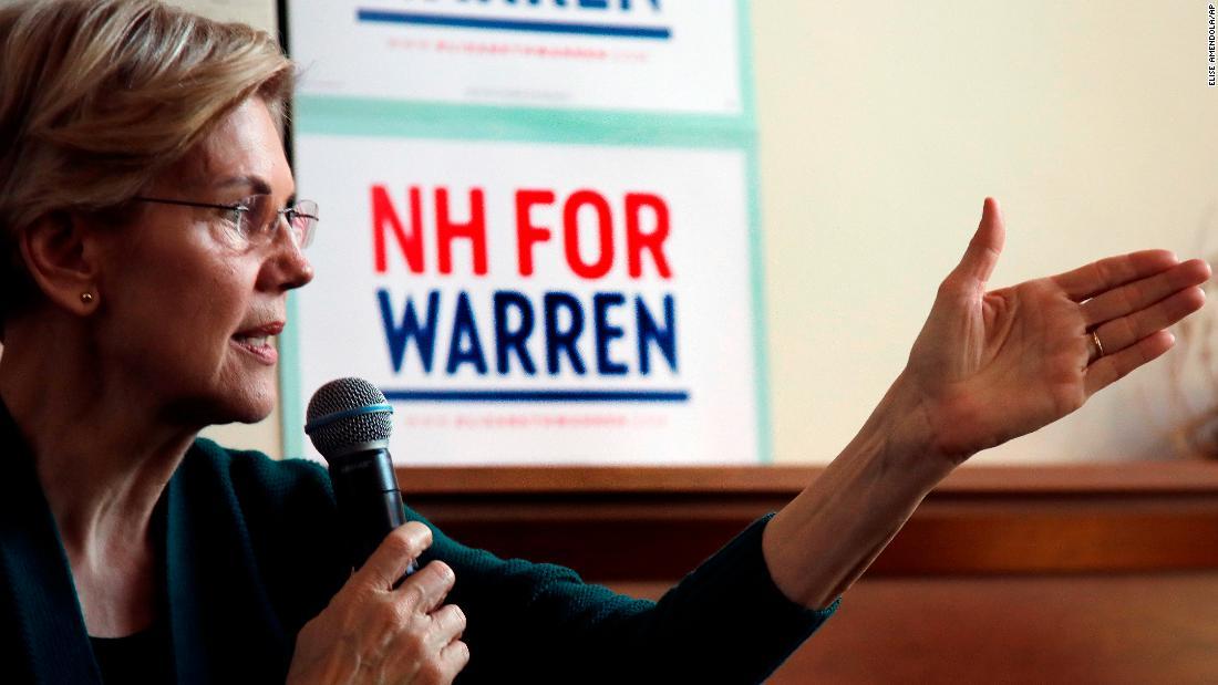 Elizabeth Warren on term limits: They make lawmakers 'more dependent on the lobbyist' - CNNPolitics