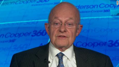 James Clapper AC360 03252019