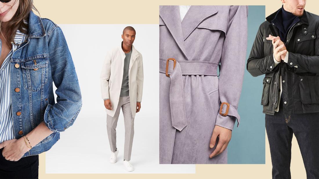10 great lightweight spring jackets for men and women