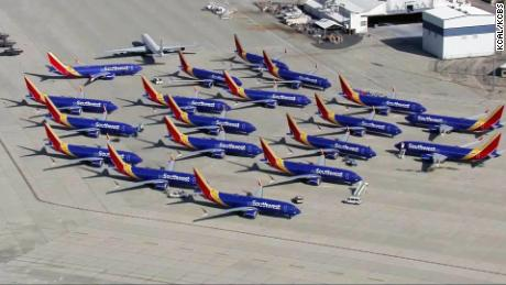 The crash of the Boeing 737 Max 8 prompted the worldwide grounding of all similar planes in service.