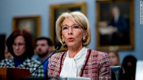 Betsy DeVos doesn't know the value of the Special Olympics
