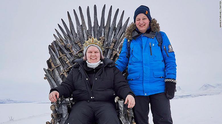 'Game of Thrones' premiere teased on '60 Minutes'