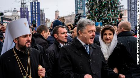 Ukraine heads to polls in first round of presidential election