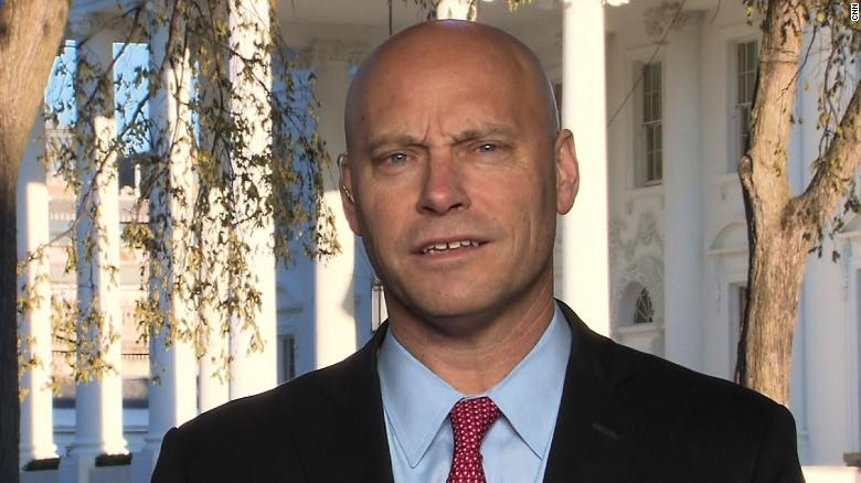 Pence chief of staff Marc Short tests positive for coronavirus