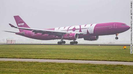 Icelandic budget airline WOW ceases operations