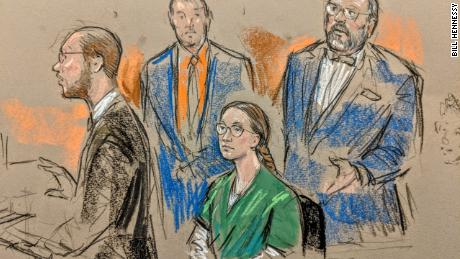 Admitted Russian agent Maria Butina to be sentenced April 26