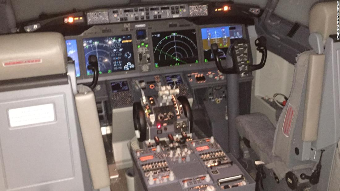 The Ethiopian Airlines 737 Max 8 flight simulator and manual used to train pilots of doomed flight - CNN