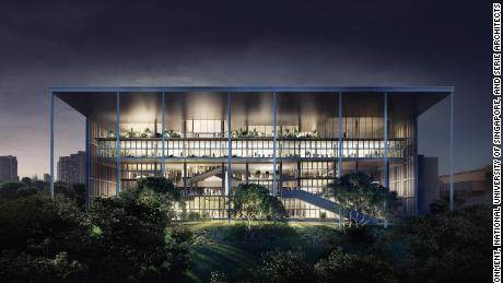 Singapore gets its first 'zero energy' new building